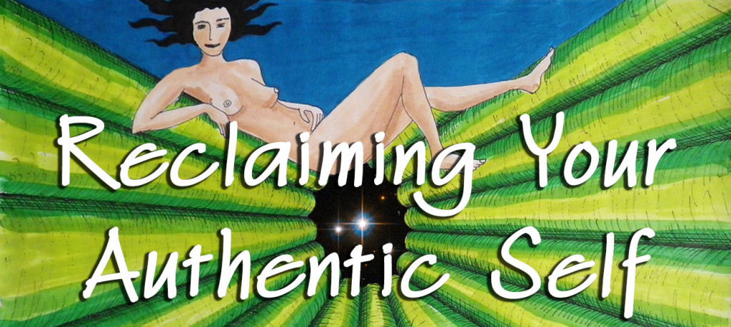 Reclaiming your authentic self losingweightwitheft.com